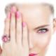 Розовый маникюр: разнообразие оттенков и модные идеи