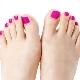 Розовый педикюр: оригинальные идеи и модные тенденции