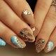 Стильные варианты дизайна ногтей с изображением моря