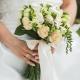 Свадебный букет из фрезий: варианты сочетаний и идеи по оформлению