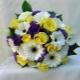 Свадебный букет из гербер – идеальное дополнение к образу невесты