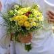 Свадебный букет невесты из полевых цветов: разновидности и особенности выбора