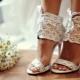 Свадебный педикюр: модные идеи и разнообразие дизайнов