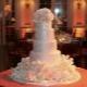Свадебный торт с цветами – изумительные варианты декора