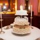 Свадебный трехъярусный торт: необычные идеи и советы по выбору