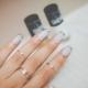Золотой френч на ногтях: актуальность и оригинальные идеи