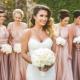 Что должны делать подружки невесты и какими могут быть их образы?