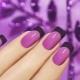 Фиолетовый френч на ногтях: идеи декора и красивые сочетания