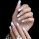 Френч на длинные ногти: оригинальные идеи дизайна и последние модные тенденции