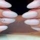 Как оформить ногти миндальной формы?