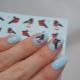 Как правильно использовать наклейки для ногтей в домашних условиях?