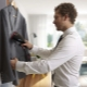 Как правильно погладить пиджак?