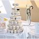 Капкейки на свадьбу: особенности, оформление и подача
