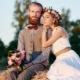 Особенности проведения свадьбы в деревенском стиле