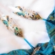 Разновидности декора свадебных бокалов и советы по выбору