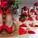 Рекомендации по оформлению свадеб в красном цвете