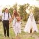 Свадьба в стиле «бохо»: описание и интересные идеи