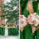 Свадьба в зеленом цвете: значение оттенка и варианты оформления торжества
