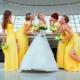 Свадьба в желтом и оранжевом цветах: особенности и способы оформления