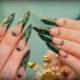 Жидкие камни на ногтях: особенности маникюра и тонкости выполнения