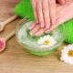 Делаем ванночки с солью для ногтей