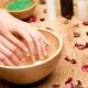 Делаем ванны для быстрого роста ногтей