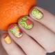 Маникюр со «съедобной» тематикой от фруктов до ягод