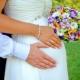 Особенности венчания во время беременности