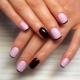 Шеллак на короткие ногти: цвет и декор, лучшая форма и новинки дизайна