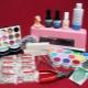 Список инструментов и материалов для наращивания ногтей гелем