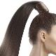 Хвосты из искусственных волос: виды, использование и уход
