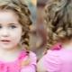 Как красиво и быстро заплести косу ребенку?