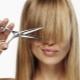 Как подстричь челку?