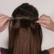 Особенности и технология трессового наращивания волос
