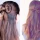 Прически с распущенными волосами для девочек