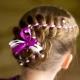 Прически в школу на волосы средней длины