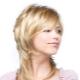 Стрижка «аврора» на длинные волосы