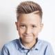 Стрижки полубокс для мальчиков: особенности, правила подбора и ухода