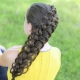 Варианты плетения кос из длинных волос