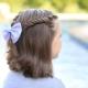 Выбор прически в школу девочке с короткими волосами