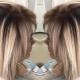 Как правильно делать балаяж на прямых волосах?