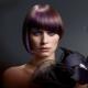 Колорирование на темные волосы: особенности, виды, подбор оттенка