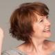 Короткие стрижки без укладки для женщин после 60 лет