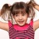 Красивые прически девочкам в детский садик за 5 минут