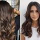 Легкое мелирование волос