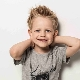 Детские стрижки: виды и тенденции