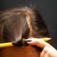 Как делать кудри с помощью карандаша?