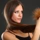 Как подстричь кончики волос?