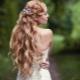 Прически с распущенными волосами