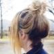 Пучок на короткие волосы: виды, подбор и укладка